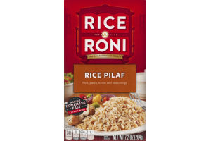 Rice A Roni Rice Pilaf