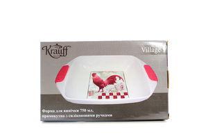 Форма Krauff Village для випічки 26.8*16.5*4.7мл 750мл