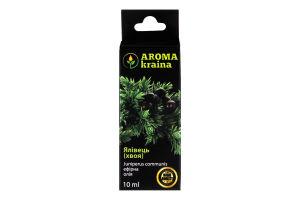 Олія ефірна Aroma kraina Ялівець (хвоя) 10мл