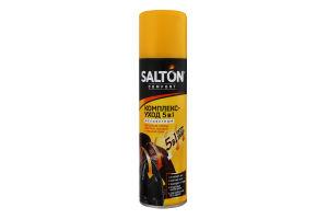 Краска для замши, нубука, текстиля, лаковой и гладкой кожи бесцветная Salton 250мл