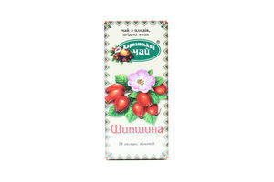 Чай Карпатский чай Шиповник ф/п 20*2г