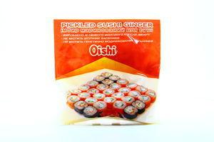 Імбир Oishi маринований для суші 300г х 25
