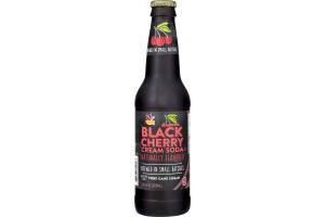 Ahold Cream Soda Black Cherry
