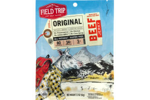 Field Trip Beef Jerky Original
