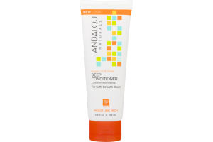 Andalou Naturals Argan Oil & Shea Deep Conditioner