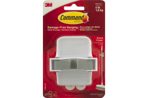 3M Command Brand Damage-Free Hanging Broom Gripper