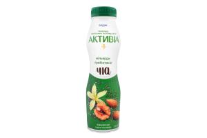 Біфідойогурт 1.5% Горіхи-чіа-ваніль Активіа п/пл 290г