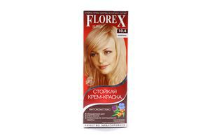 Краска для волос №10.4 Шампань Florex