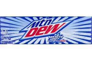 Mountain Dew White Out - 12 PK