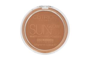 Пудра компактная Sun Glow №030 Catrice 9.5г