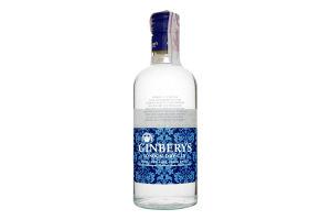 Джин Ginbery's London Dry Gin