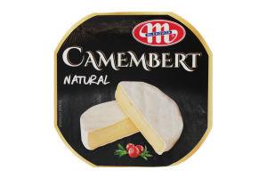 Сыр 58% мягкий с плесенью Camembert Mlekovita к/у 120г