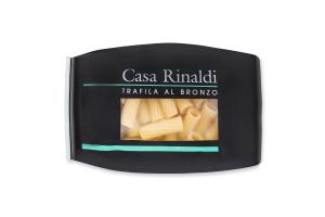 Вироби макаронні Tortiglioni Bronzo Casa Rinaldi м/у 500г