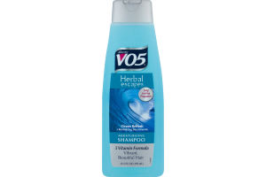 Alberto VO5 Herbal Escapes Moisturizing Shampoo Ocean Refresh