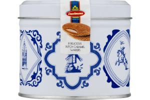 Daelmans Dutch Caramel Waters - 8 CT