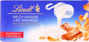 Шоколад з мигдалем TAF MANDEL 20*100