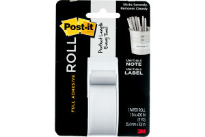 Post-it Full Adhesive Roll