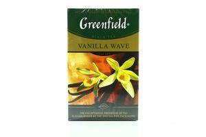Чай Vanilla Wave Greenfield 100г