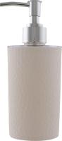 Дозатор для жидкого мыла белый Yi-01