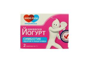 Закваска суха бактеріальна Симбіотик Good Food 2г