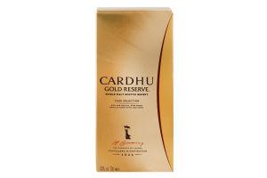 Виски Gold Reserve Cardhu 0.7л в короб