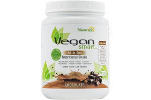 Naturade Vegan Smart All-In-One Nutritional Shake Chocolate