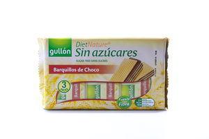 Вафлі Gullon DietNature Barquillos de Choco 210г х12