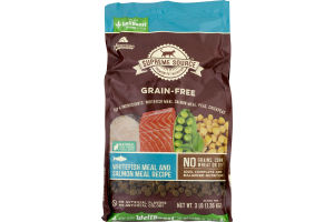 Supreme Source Grain-Free Adult Cat Food Whitefish Meal And Salmon Meal Recipe