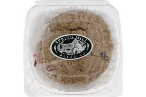 Spring Mill Bread Co. Jumbo Oatmeal Cookies Chocolate Chip