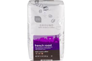 Smart Sense Ground 100% Arabica Coffee French Roast