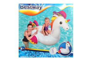 Игрушка надувная Bestway Единорог 150х117см