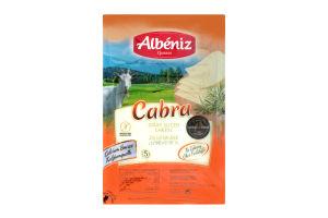 Сыр 50% козий Cabra Albeniz п/у 75г