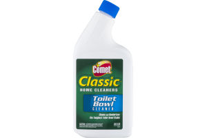 Comet Classic Home Cleaners Toilet Bowl Cleaner