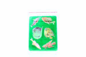 Трафарет Луч Аквариумні рибки 19
