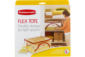 Rubbermaid Flex Tote 30 Gallon L