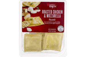 Simply Enjoy Roasted Chicken & Mozzarella Ravioli