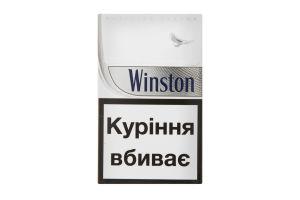 Сигареты Winston Subtle Silver