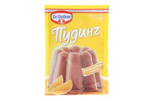 Пудинг с шоколадным вкусом Dr. Oetker 50г