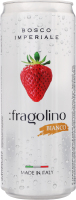 Коктейль винный 0.33л 7% Fragolino Bianco Bosko Imperiale ж/б
