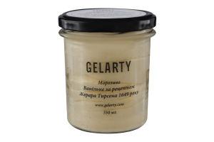Мороженое Ванильное по рецепту Жерара Тирсена 1649 года Gelarty с/б 350мл