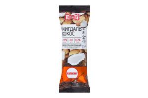 Сырок глазированный 23% Миндаль-кокос Harmony Злагода м/у 36г
