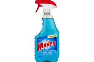 Windex Cleaner Original With Ammonia-D