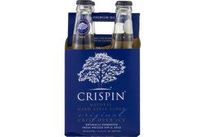 Crispin Natural Hard Apple Cider Original - 4 PK