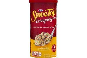 Kraft Stove Top Everyday Stuffing Mix for Chicken