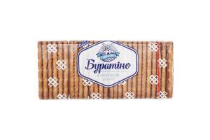 Печенье сахарное с молоком Буратино Кonti м/у 450г