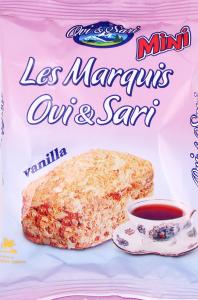 Пирожное Ovi&Sari Маркиз ваниль