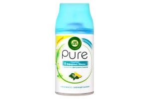 AIRWICK Fmatik осв.пов. авт. зм.бал. 250 мл PURE 5 ефірн. олій з аромат. Квітучого Лимону(-20%)