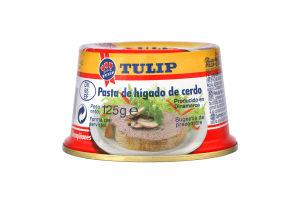 Паштет з грибами Tulip з/б 125г
