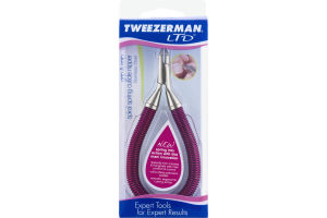 Tweezerman LTD Spiral Spring Cuticle Nipper Stainless Steel