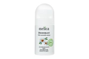Дезодорант Melica екстракт ромашки 50мл